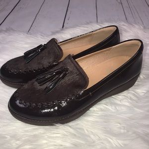 723dfa0d01a Fitflop Shoes - Fitflop Paige Tassel Loafers